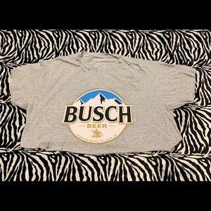 Busch Beer Tee